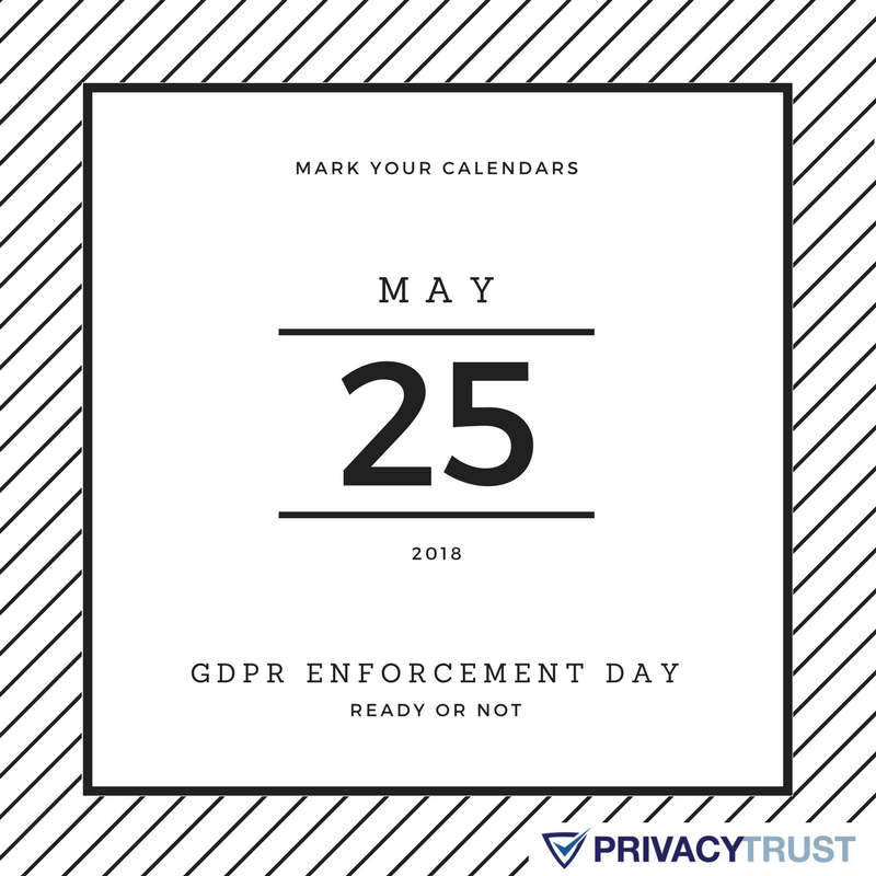 GDPR Enforcement Date